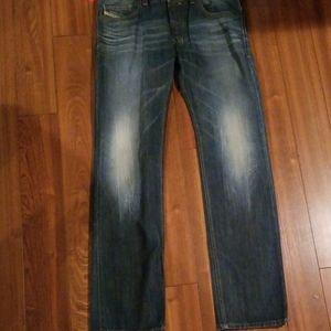 Diesel Dark Wash Men's Jeans